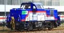 1002 019-0 Hybridlokomotive Alstom H3 (Akku-Diesel) am 12.9.2018 Berlin, Warschauer Str.