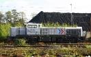 4185 018-3 von Rheincargo am 27.10.2018 in Bottrop Bergwerk Prosper Haniel.