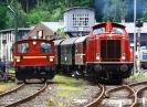 212 007-09 am 8.6.2019 im Eisenbahnmuseum Bochum-Dahlhausen (Rangierdieseltage).