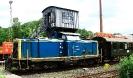212 039-2 Railflex am 8.6.2019 im Eisenbahnmuseum Bochum-Dahlhausen (Rangierdieseltage).