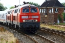 218 315-0 am 21.8.2018 in Niebüll