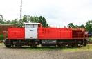 275 814-2 Railflex am 8.6.2019 im Eisenbahnmuseum Bochum Dahlhausen (Rangierdieseltage)