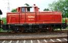 260 770-3 oder 360 770-3 Railflex am 8.6.2019 im Eisenbahnmuseum Bochum-Dahlhausen (Rangierdieseltage).