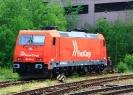185 604-6 Rhein Cargo am 4.5.2019 in Passau.