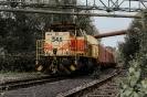 TKSE 545, 275 112-1 am 9.7.2020 bei Rangierarbeiten im Landschaftspark Duisburg-Nord.