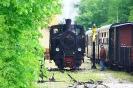 Lok 498.04 beim Umsetzen Steyr-Lokalbahnhof