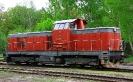 Museum der Tschechischen Eisenbahnen CD (Ceske drahy) in Luzna u Rakovnika (3.5.2018)