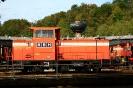 RBH 561 am 22.9.2018 im Eisenbahnmuseum Bochum-Dahlhausen.