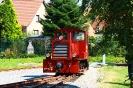''Lütt Kaffeebrenner'', 600 mm Schmalspurbahn von Klütz nach Reppenhagen,