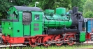 52 Mh (99 4632-8) am 4.8.2014 in Putbus.