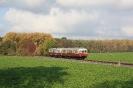 Die beiden Esslinger Triebwagen nochmal auf der Schacht Konrad Strecke.