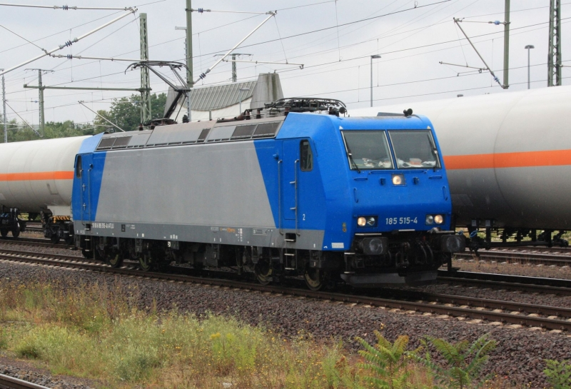 185 515 (91 80 6185 515-4 D_ATLU, Alpha Trains Luxemburg, am 15.07.2020 in Magdeburg